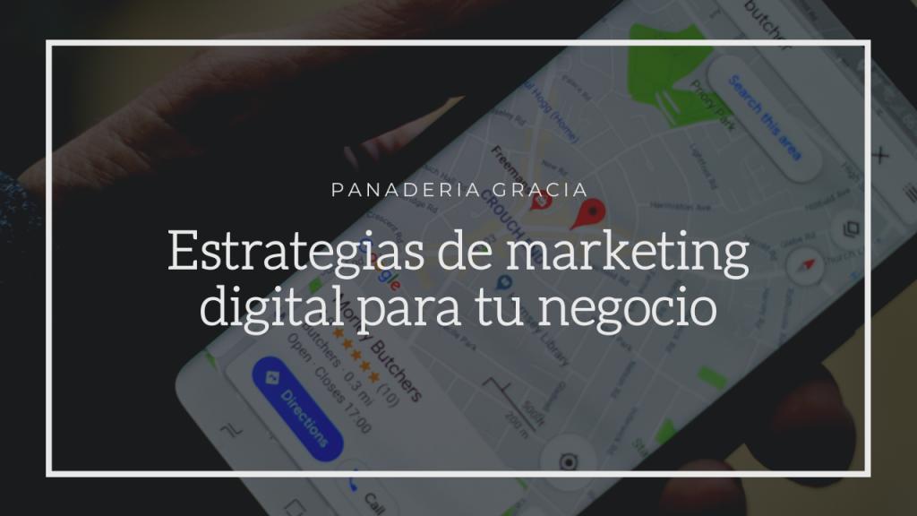 estrategia de marketing digital para tu negocio